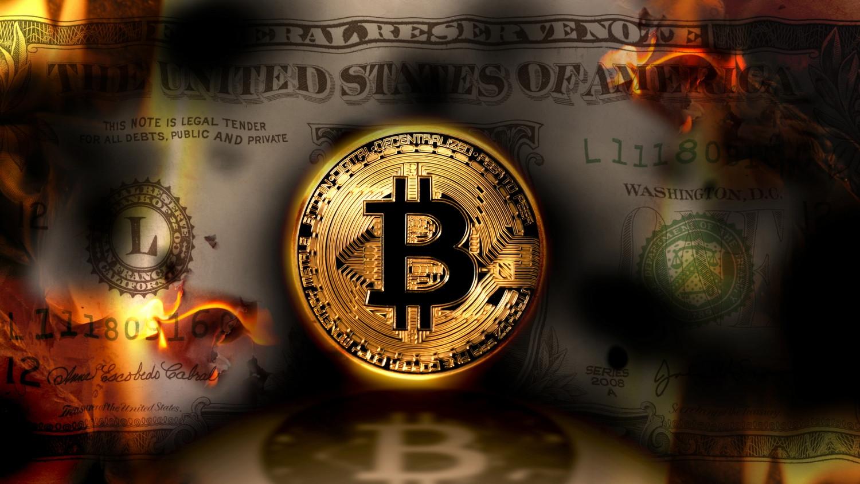 a probléma a bitcoinnal)