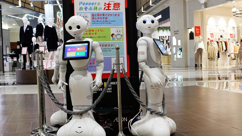egy robot az interneten, hogy jó pénzt keressen)