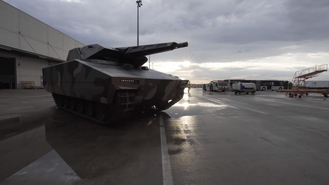 A világ egyik legütősebb harcjárművét gyártja majd Magyarország – Benéztünk a páncélzat mögé
