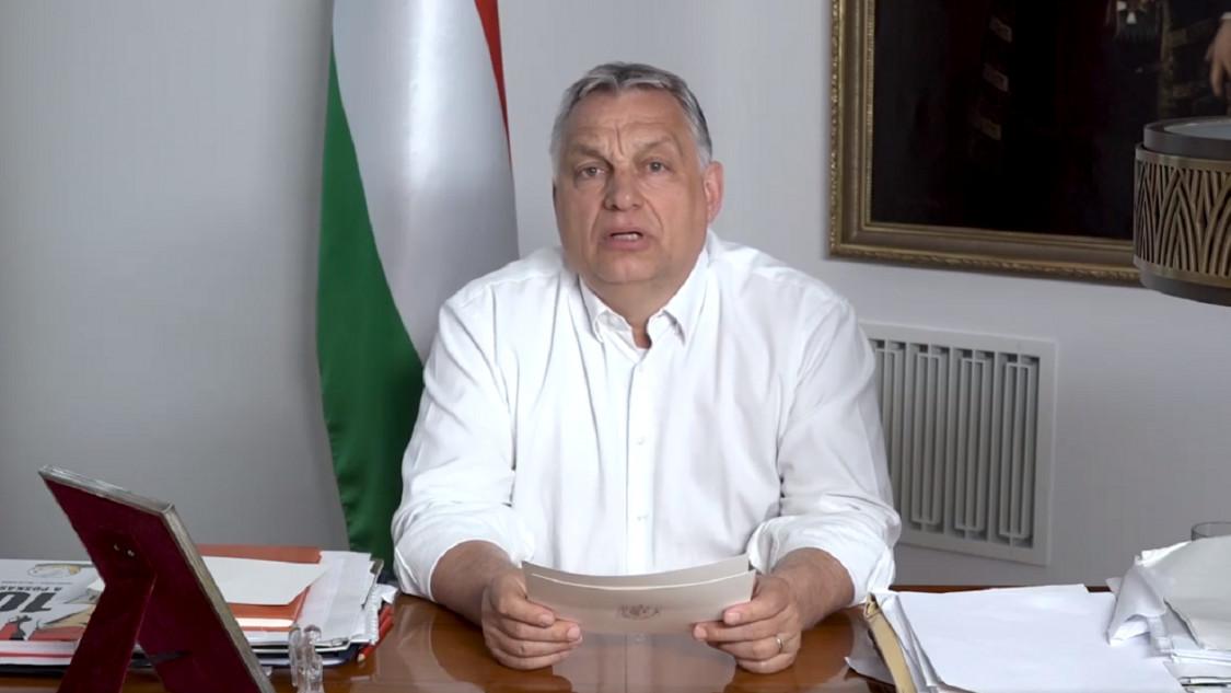 Orbán Viktor bejelentette: holnaptól kezdődik a nyitás Magyarországon