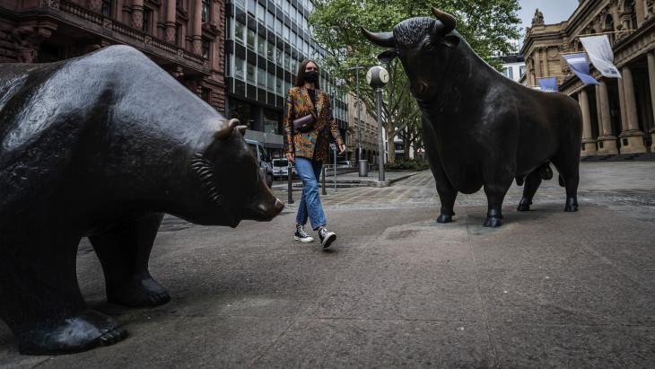 A Fed sem hozta meg a mozgást a Wall Streetre