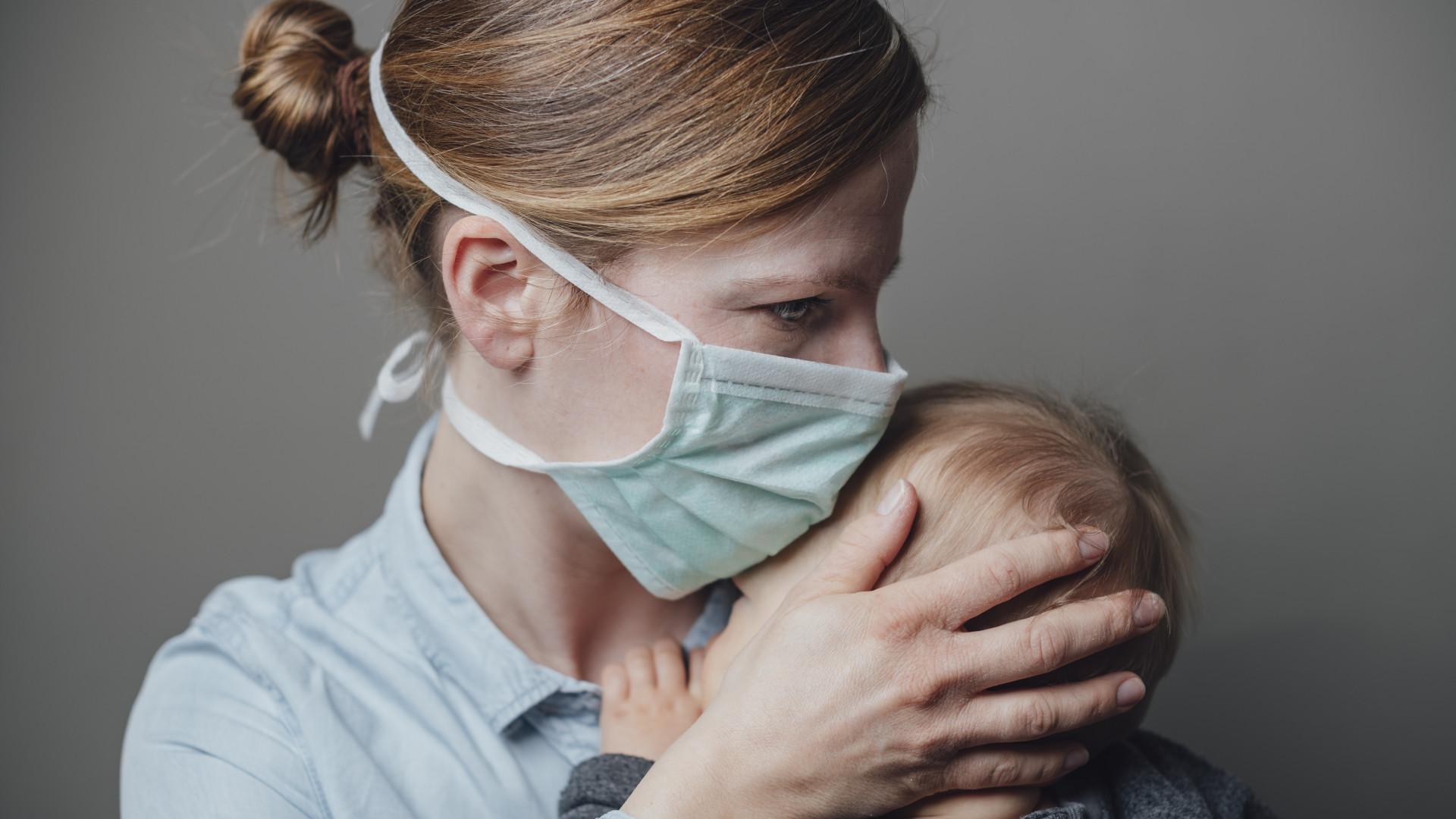 Koronavírus Magyarországon: gyerekek kerülnek lélegeztetőgépre, babák vannak kórházban