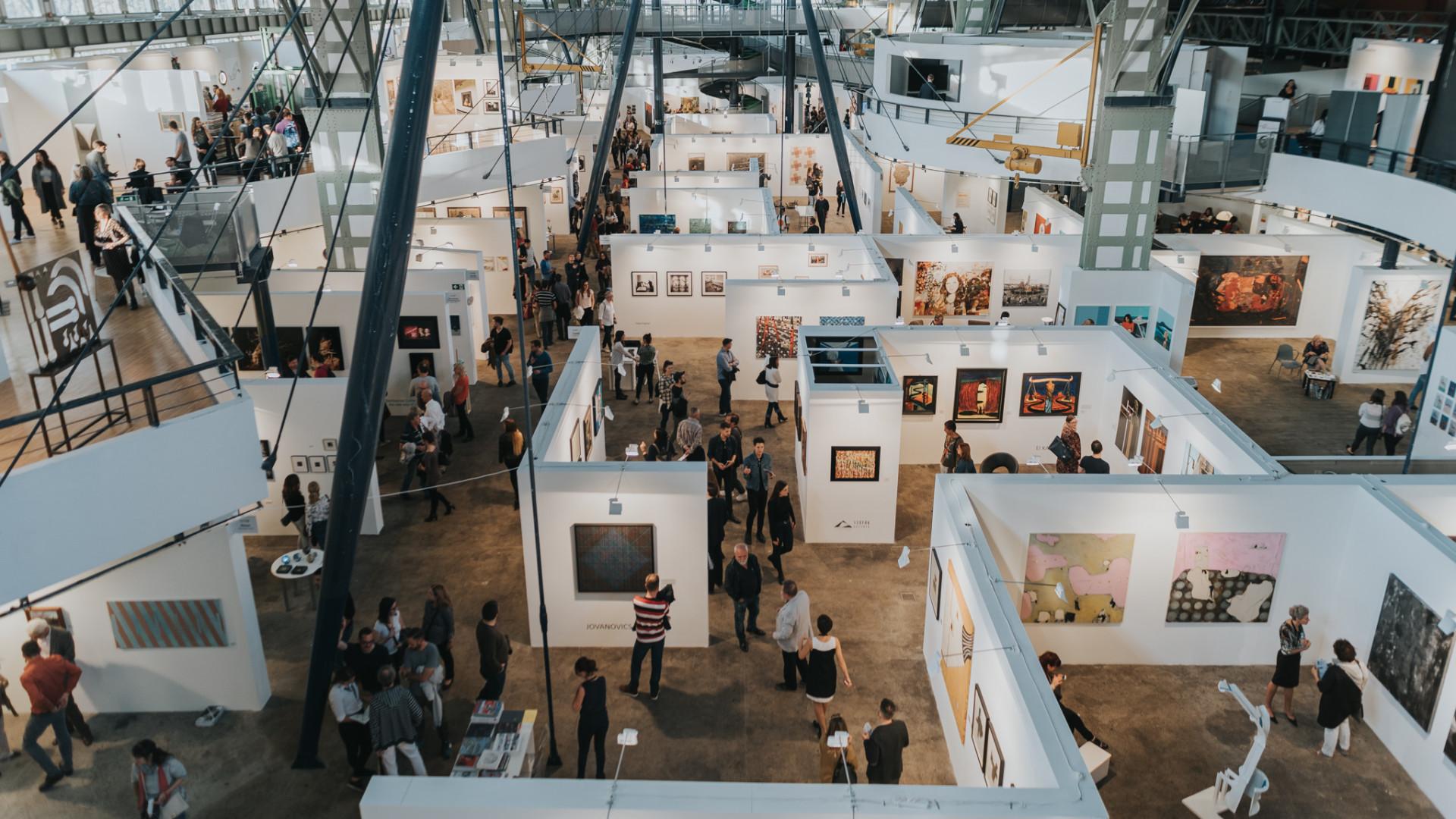Art Market Budapest – Új helyszínen várja a közönséget a régió legjelentősebb képzőművészeti seregszemléje