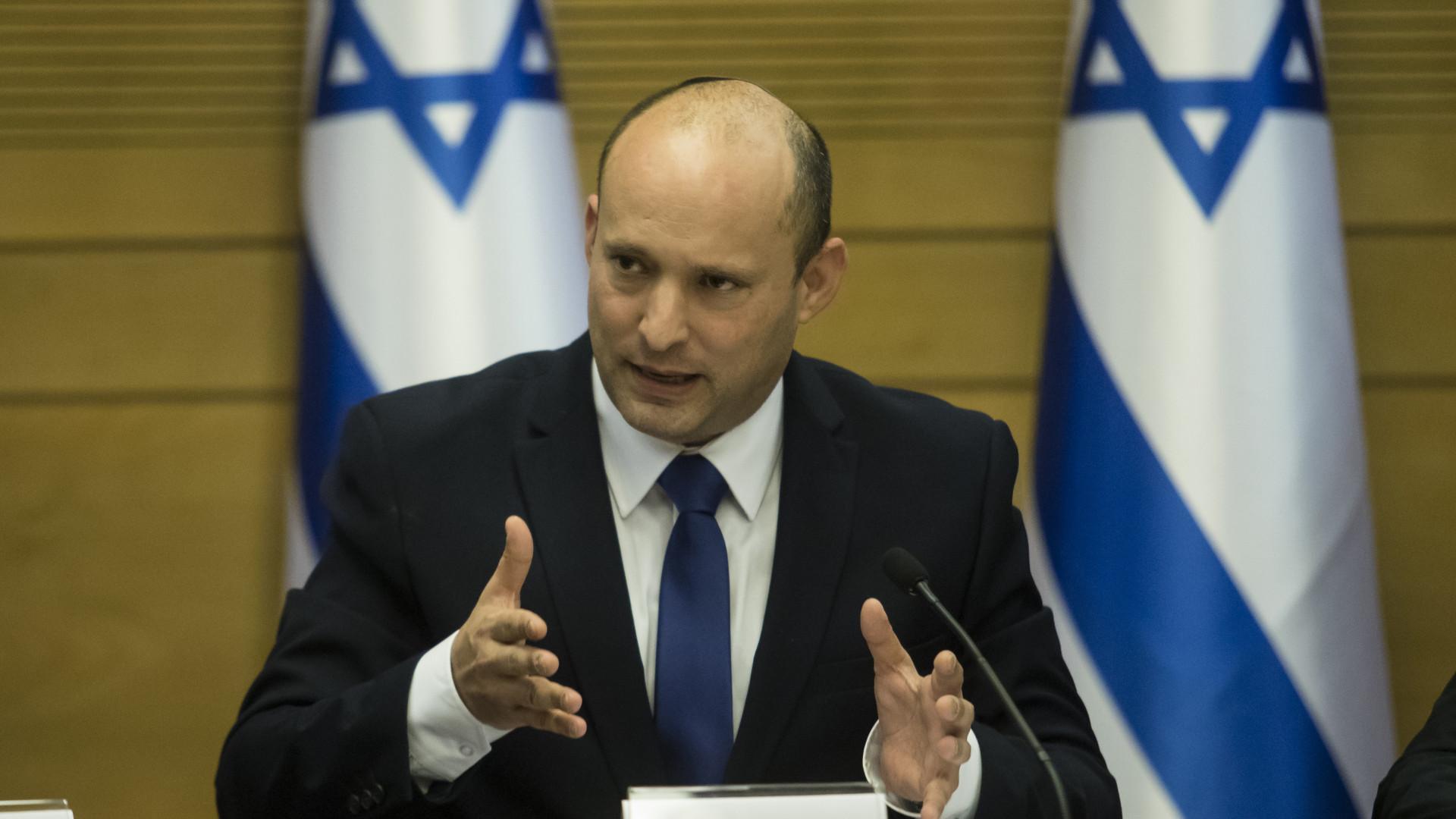 Tíz éve nem látott lépésre szánta rá magát az izraeli kormányfő