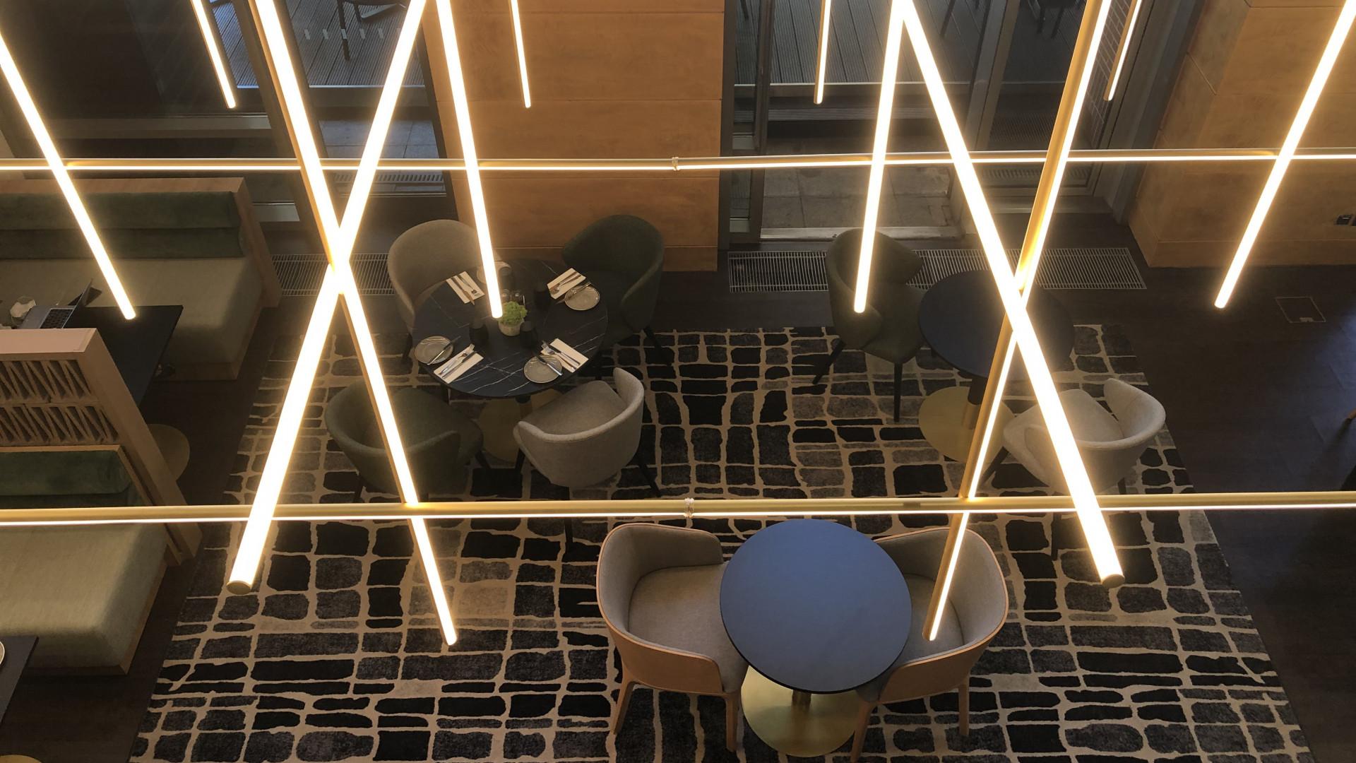 Teljes felújításon esett át a belvárosi szálloda (képek)