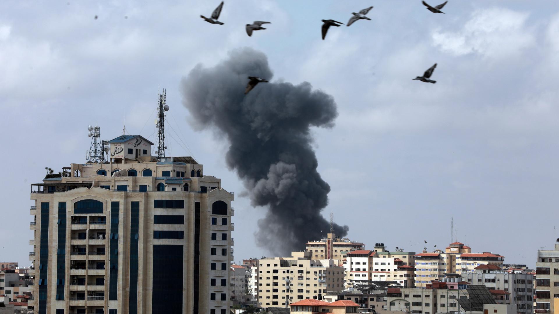 Hat Hamasz-parancsnokot ölt meg Izrael
