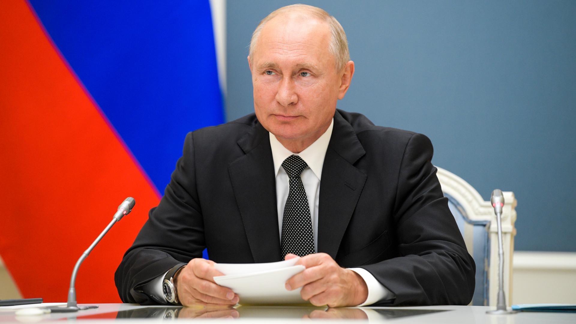 Putyin parazitának nevezte az Egyesült Államokat