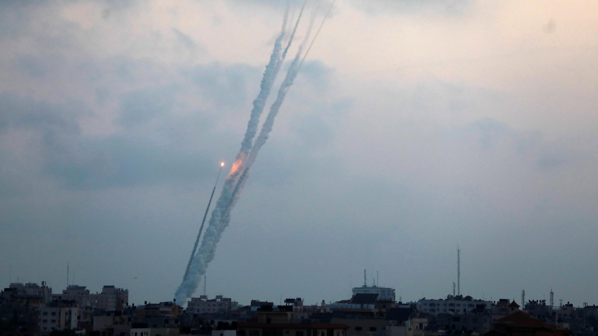 Nagyon egymásnak estek az izraeliek és a palesztinok