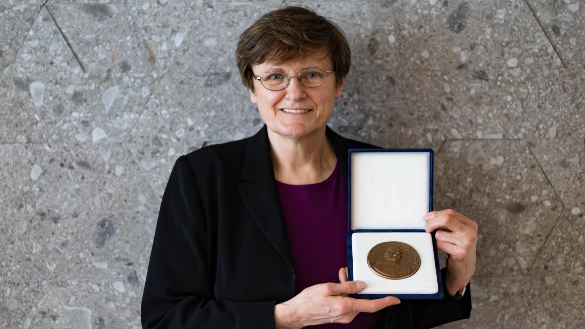 Küszöbön  Nobel-díj? Karikó Katalin kapta a Lasker Alapítvány kitüntetését