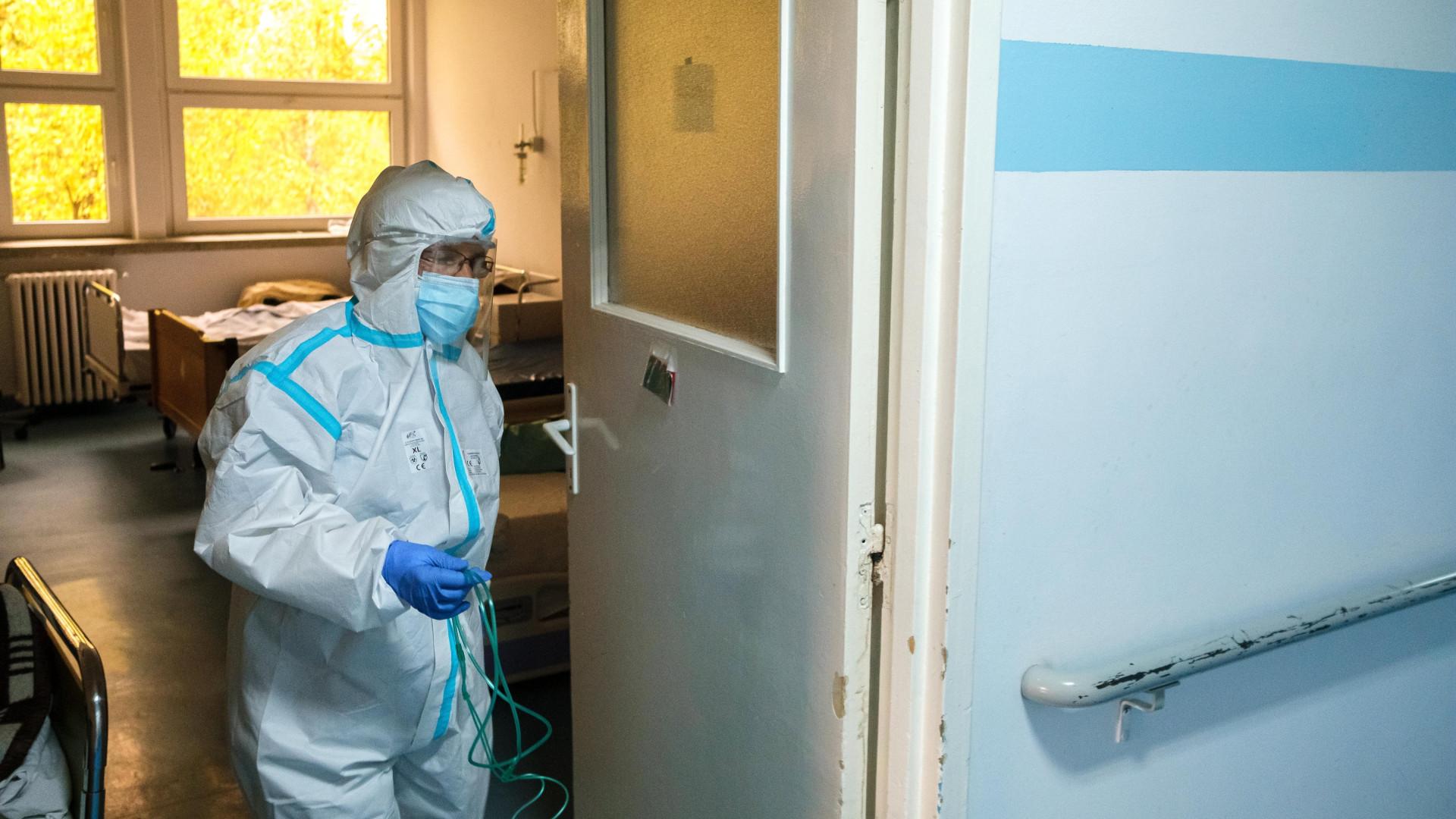 Koronavírus: drámai ütemben nő a magyar kórházak terhelése