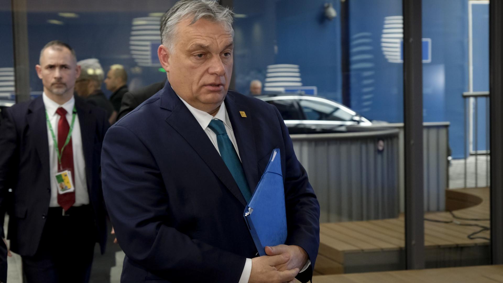 Orbán: Európa a saját problémáit sem tudja megoldani, ne beszéljen bele mások dolgába