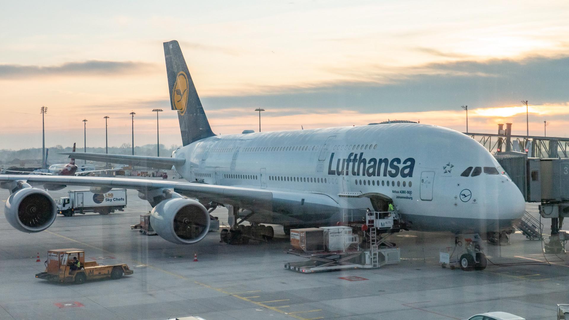 Több ezer járatot töröl a Lufthansa