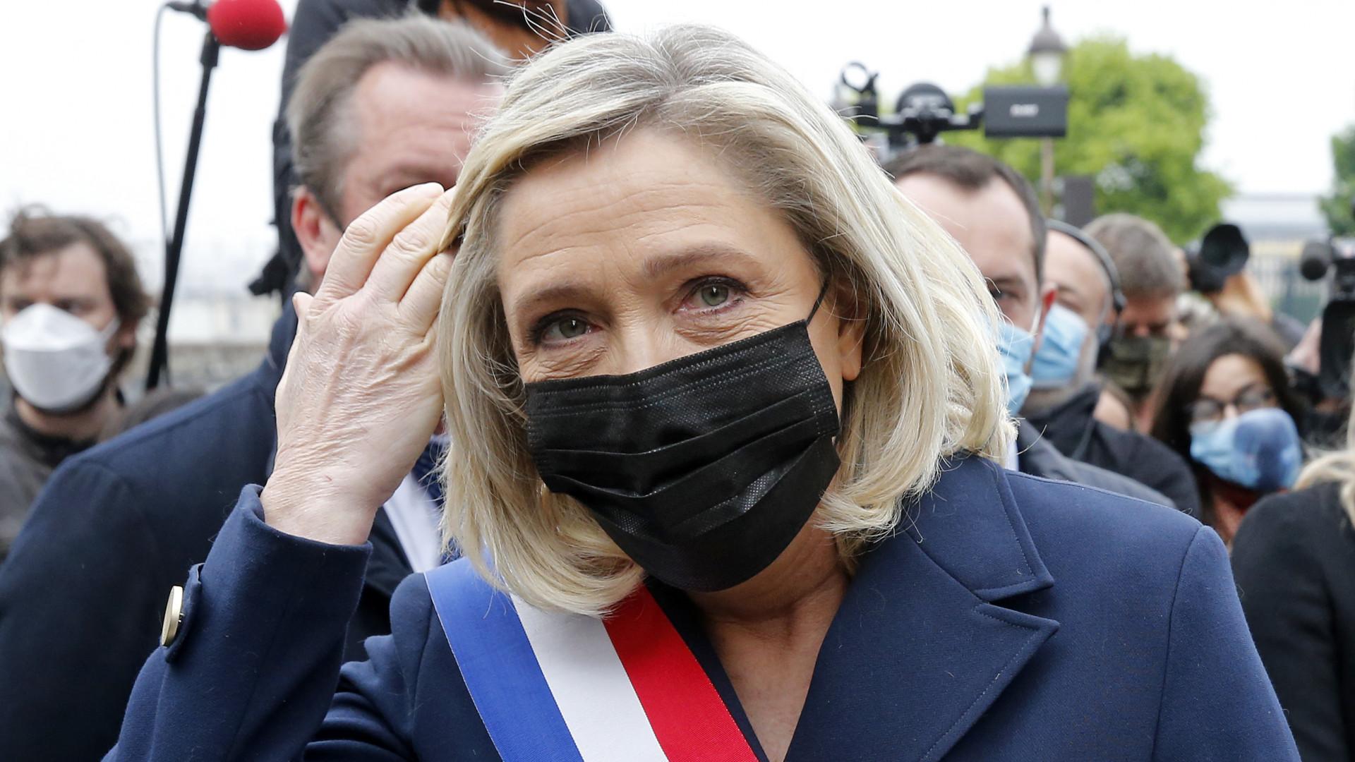 Történelmi győzelemre készül a szélsőjobboldal – Le Pen bevenné a Cote d'Azur-t