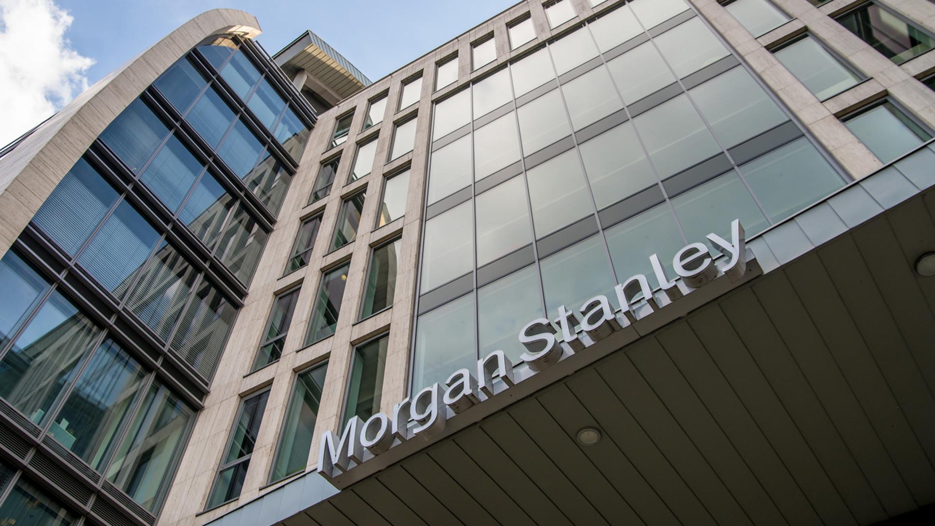 A Morgan Stanley is jó számokkal rukkolt elő