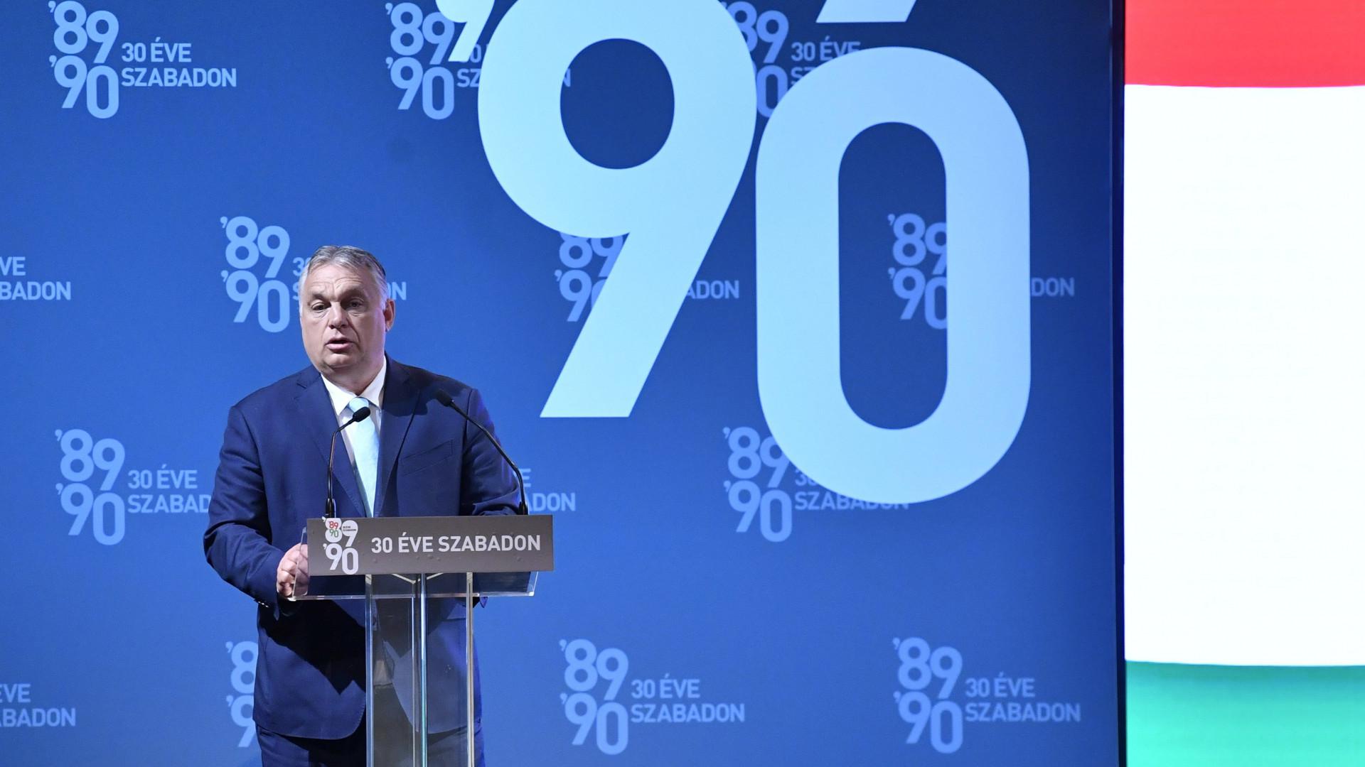 Kiderült, hogyan képzeli el az Európai Unió jövőjét Orbán Viktor