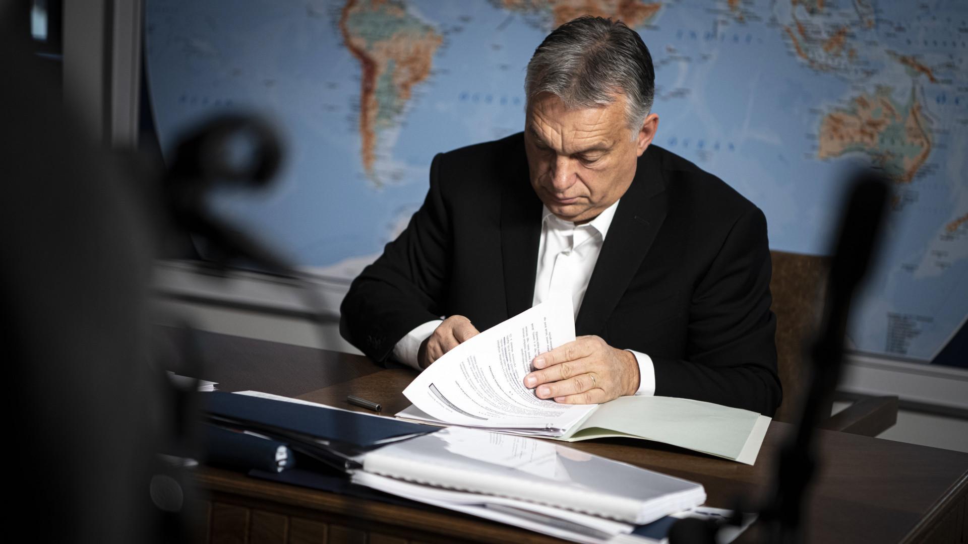 Orbán Viktor bejelentette: marad a kijárási tilalom!