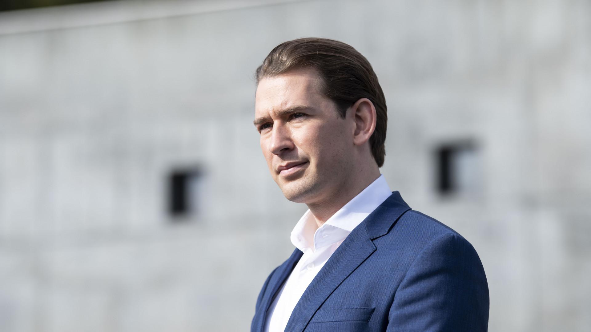 Drámai felszólítás az osztrák kancellártól: Ne találkozzanak senkivel!