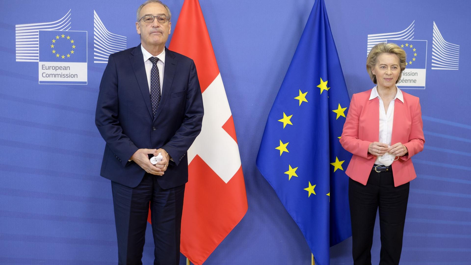 Rácsapta az ajtót Svájc az EU-ra, súlyos következményei ...