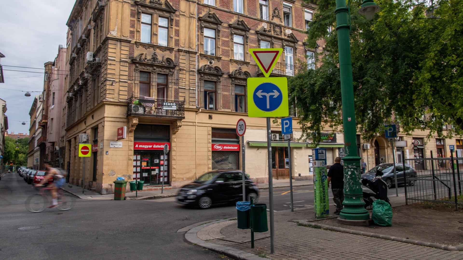 Ismét változik a belváros közlekedése