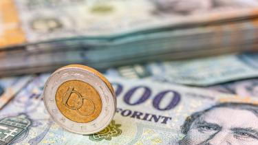 100 forint shutter