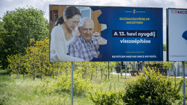 13. havi nyugdíj gazdaságvédelem