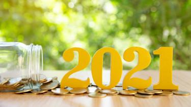 2021 befektetés