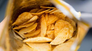 20 százalékkal nő a chipsadó