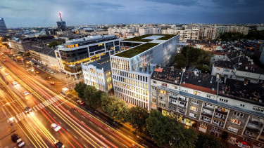 22,000 square metre of office space change hands on Váci Road