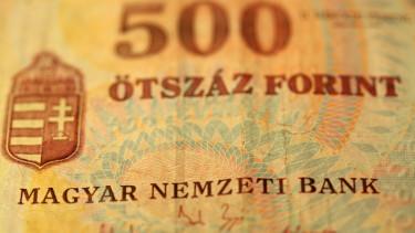 500 forint készpénz bankjegy