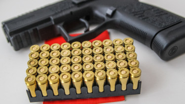 9 mm lőszer