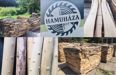 A HAMUHÁZA termékei