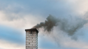 A háztartások a legnagyobb levegőszennyezők Magyarországon