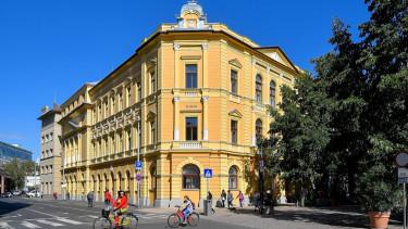 A Kodály Zoltán Zenemûvészeti Szakközépiskola és Zeneiskola, Alapfokú Mûvészetoktatási Intézmény (Zenede) felújított épülete Debrecenben 2019. október 1-jén.MTI/Czeglédi Zsolt