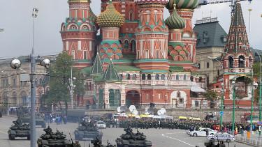 A Kreml szerint jogtiprás vezetett az orosz fekete hétfőhöz
