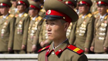 A legveszélyesebb útvonalon szökött délre az észak-koreai katona