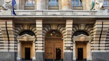 A Magyar Nemzeti Bank (MNB) épülete
