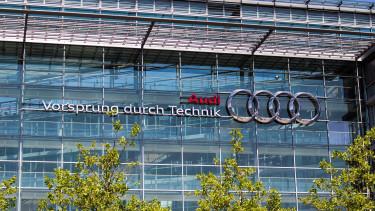 A magyar sztrájk péntekre is lebénította az Audi központi üzemét
