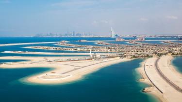 A világ legmagasabb világítótornyát építi fel Dubaj