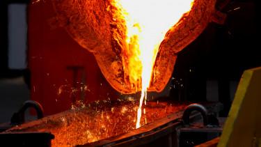 acél vasmű dunaferr