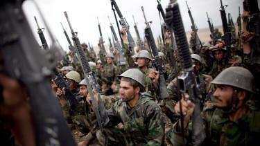 afgán hadsereg