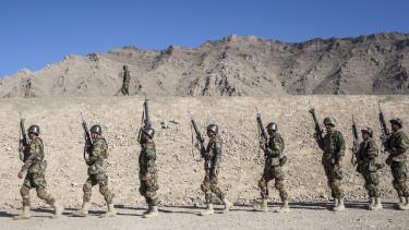 afgan katonak