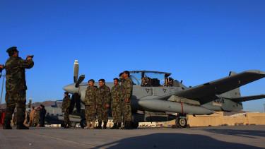 afgán légierő