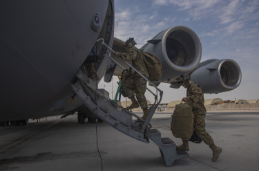 afganisztán kivonulás