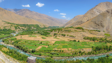 afganisztan pandzsir volgy