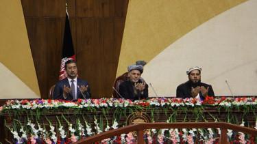 afganisztan parlament