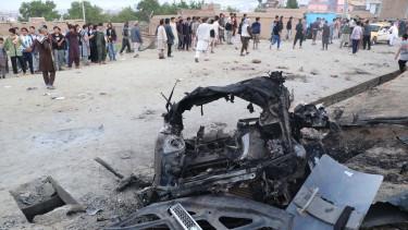 afganisztan robbanas