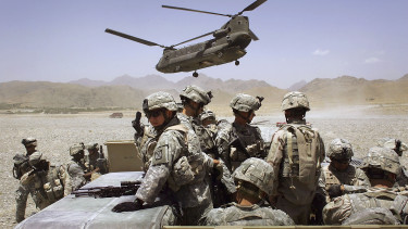 afganisztáni háború
