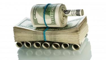 ágyú dollár