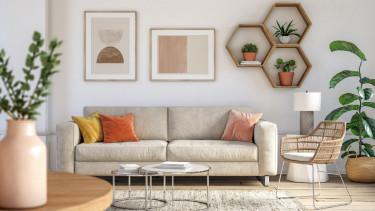 airbnb lakás belső