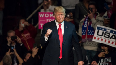 Alaposan lecsúszott a milliárdosok listáján Donald Trump